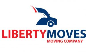 Liberty Moves Moving Company Logo