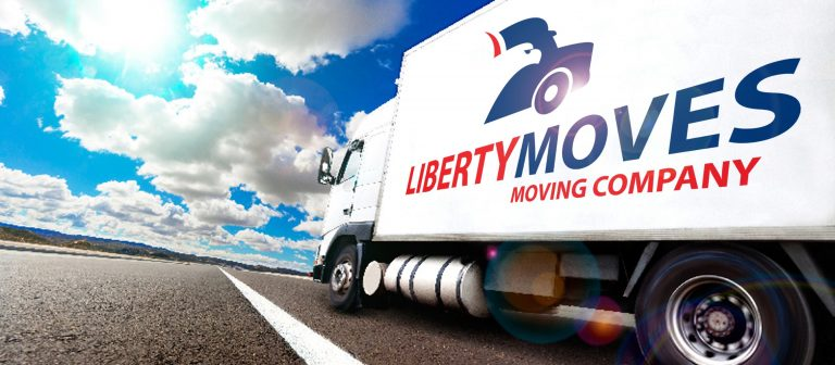 Liberty Moves Moving Company Semi Truck