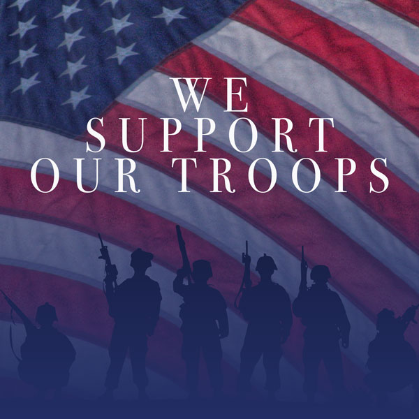 Liberty Moves Supports Our Troops